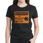No Republicans Women's Dark T-Shirt
