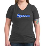Retro Iyanna (Blue) Shirt