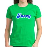 Retro Jacey (Blue) Tee