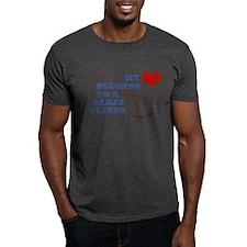 My Heart Belongs to a Banjo Player T-Shirt