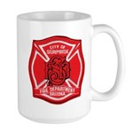Surprise FD Large Mug