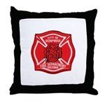 Surprise FD Throw Pillow