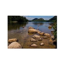 Funny Mt desert island Rectangle Magnet (10 pack)