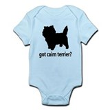Got Cairn Terrier? Infant Bodysuit