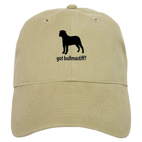 Got Bullmastiff? Cap