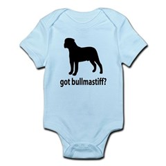 Got Bullmastiff? Infant Bodysuit