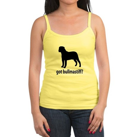Got Bullmastiff? Jr. Spaghetti Tank