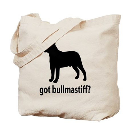 Got Bullmastiff? Tote Bag
