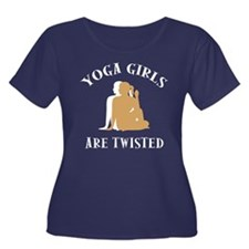 Yoga Girls Get Twisted T