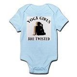 Yoga Girls Get Twisted Onesie