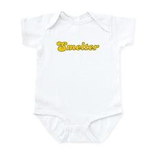 Retro Smelter (Gold) Infant Bodysuit