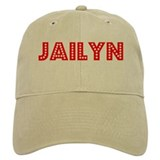 Retro Jailyn (Red) Cap