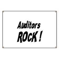 Auditors Rock ! Banner