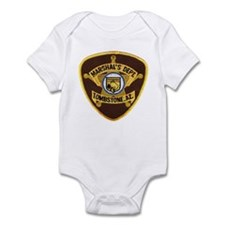 Tombstone Marshal Infant Bodysuit