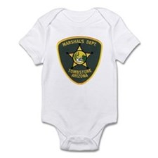 Marshal Tombstone Infant Bodysuit