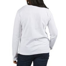 It's never too late... Women's Raglan Hoodie