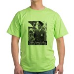 White House Police Green T-Shirt