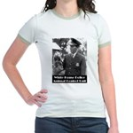 White House Police Jr. Ringer T-Shirt