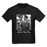 White House Police Kids Dark T-Shirt