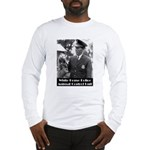 White House Police Long Sleeve T-Shirt