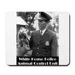 White House Police Mousepad