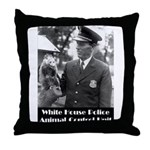 White House Police Throw Pillow