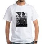 White House Police White T-Shirt