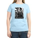White House Police Women's Light T-Shirt