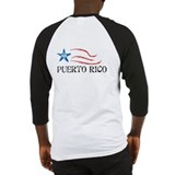 Puerto Rico Baseball Jersey