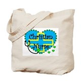 Cute Christian Tote Bag