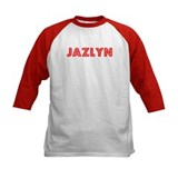 Retro Jazlyn (Red) Tee