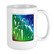 Love Not War Mug