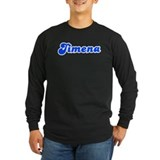 Retro Jimena (Blue) T