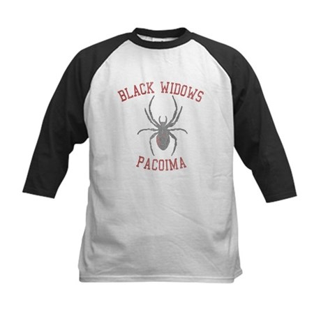 Black Widows Pacoima Kids Baseball Jersey