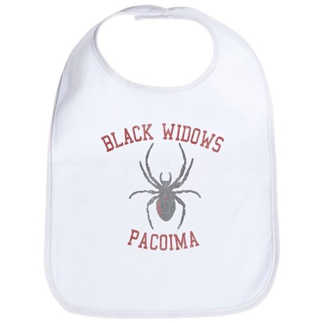 Black Widows Pacoima Bib