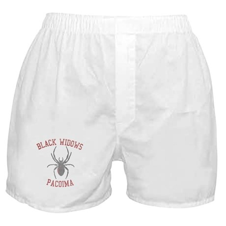 Black Widows Pacoima Boxer Shorts