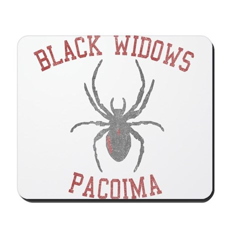 Black Widows Pacoima Mousepad