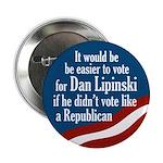 Dan Lipinski campaign button