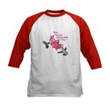 Ruby Throated Hummingbirds Tee
