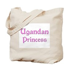 Ugandan Princess Tote Bag