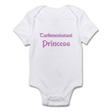 Turkmenistani Princess Infant Bodysuit