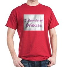 Turkmenistani Princess T-Shirt