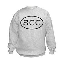 SCC Oval Sweatshirt