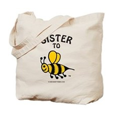 Cute Brother to bee Tote Bag