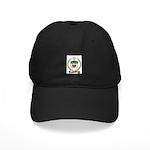 BERTRAND Family Crest Black Cap