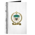 BERTRAND Family Crest Journal