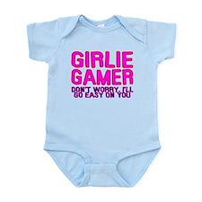 Girlie Gamer Onesie