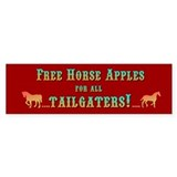 Horse Trailer Bumper Sticker (10 pk)