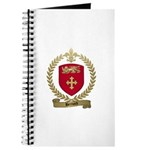 BERNARD Family Crest Journal