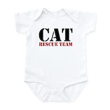 Cat Rescue Team Infant Bodysuit